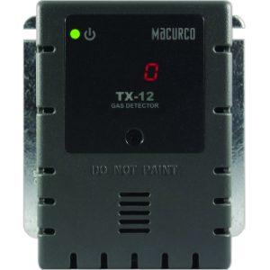 Macurco AM1-FCK TX-6-AM//TX-12-AM Ammonia NH3 Field Calibration Kit 0.2 LPM Regulator 34L 25 PPM