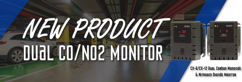 Macurco Adds Dual Sensor Monitor To Commercial Line