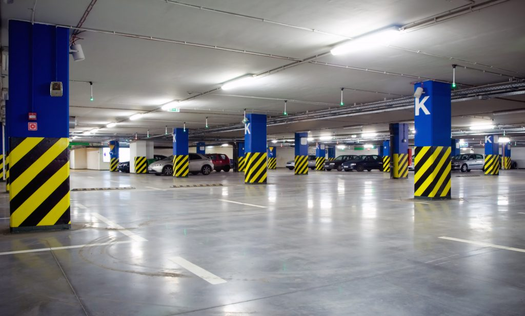 parking-garage-website